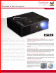 Viewsonic PJD5533w Specifications