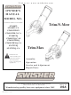 swisher st67522q manuals swisher trail mower parts list swisher trail mower manual 44