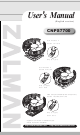 ZALMAN CNPS7700 User Manual