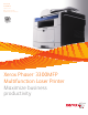 Xerox Phaser 3300MFP Detailed Specifications