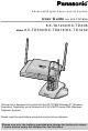 PANASONIC KX-TA1232 User Manual