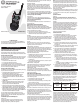 Motorola EM1000 Series User Manual