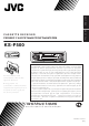 JVC KS-F500 Instructions Manual