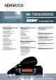 Kenwood NEXEDGE NX-820G Technical  Details