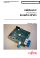 Fujitsu SK-86R12-CPU01 User Manual