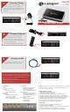 Cradlepoint CBA250 Quick Start Manual