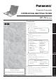 Panasonic CF-T2 Series Operating Instructions Manual