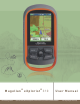 Magellan eXplorist 310 User Manual