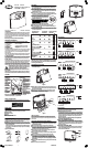 hunter set save 44155c installation and operation manual pdf also see for hunter set save 44155c