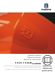 Husqvarna 122 LD X-series Operator's Manual
