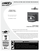 Lennox Hearth Products Winslow PI40 Installation And Operation Manual