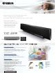 Yamaha YSP-4000 Specification
