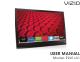 Vizio E241i-A1 User Manual