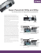 Epson 830p - PowerLite XGA LCD Projector Specification Sheet