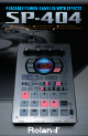 Roland SP-404 Specifications