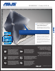 Asus ZENBOOK Prime UX31A Specifications