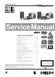 Philips LX3700D Service Manual