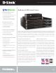 D-Link DFL-860 Brochure & Specs