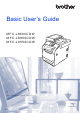 Brother MFC-L8600CDW User Manual