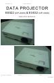 Optoma ES522 Serivce Manual