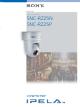Sony Ipela SNC-RZ25N Brochure & Specs