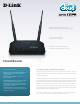 D-Link DIR-605L Features & Specifications
