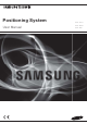 Samsung SCU-2370 User Manual