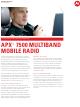 Motorola APX 7500 Product Spec Sheet