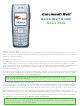 Nokia CLASSIC 3120 Quick Start Manual