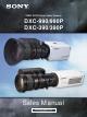 Sony DXC-990 Manual