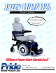 Pride Mobility Jazzy 1101 Owner's Manual