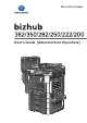 Konica Minolta Bizhub 222 Users Manual