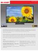 sharp LC-70LE632U Brochure & Specs