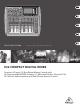 Behringer X32 Quick Start Manual