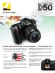 Nikon D50 Specifications
