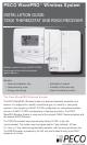 PECO WAVEPRO T2500 OPERATING MANUAL Pdf Download