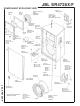 JBL SR4726XF TECHNICAL MANUAL Pdf Download