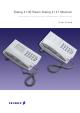 Ericsson Dialog 4106 Basic User Manual