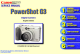 Canon PowerShot G3 Service Manual