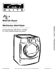 Kenmore HE3 Use & Care Manual