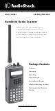 radio shack pro 404 manuals rh manualslib com radio shack 20-404 scanner manual Radio Shack Pro 95 Scanner