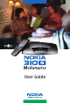 Nokia Mediamaster 310 S User Manual