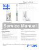 Philips HX6160 Service Manual
