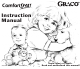 Graco ComfortSport Instruction Manual