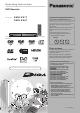 Panasonic DMR-EX77 Operating Instructions Manual