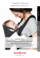 BabyBjorn BABY CARRIER ACTIVE Owner's Manual