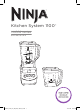 Euro-Pro Ninja 1100 Owner's Manual