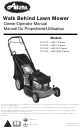 Ariens LM21 Classic Owner's/operator's Manual