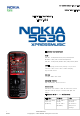 Nokia 5630 XPRESSMUSIC Service Manual