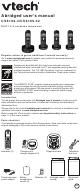 vtech cs6199 4 user manual pdf download rh manualslib com vtech cs6199-4 manual VTech Games